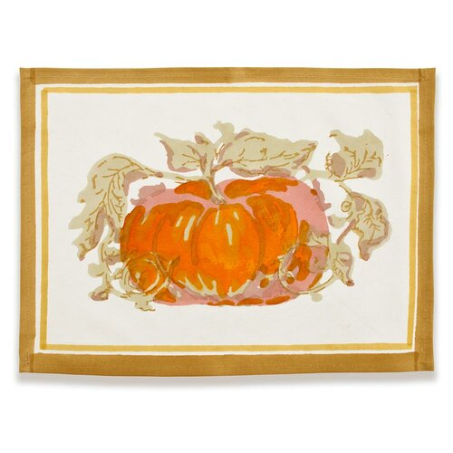 Pumpkin Placemat (Set of 6)