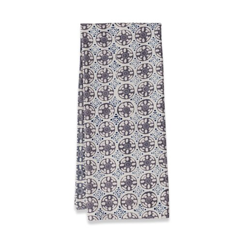 Couleur Nature Bleu D'Chine Tea Towel