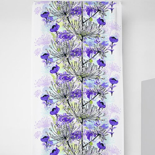 Vallila Anis Slot Top Single Panel Curtain