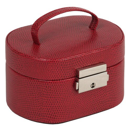 Heritage South Molton Travel Mini Jewelry Box