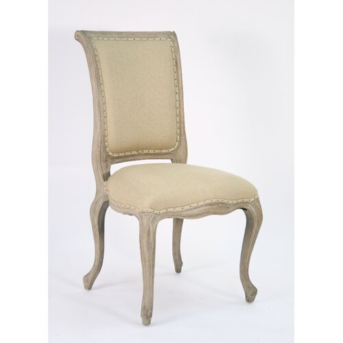 Zentique Inc. Dijon Fabric Side Chair