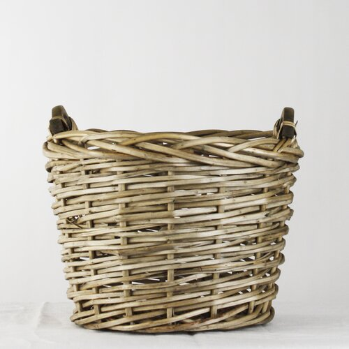 Zentique Inc. Medium French Market Round Basket
