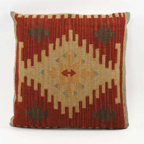 Zentique Inc. Aqre Kilim Pillow