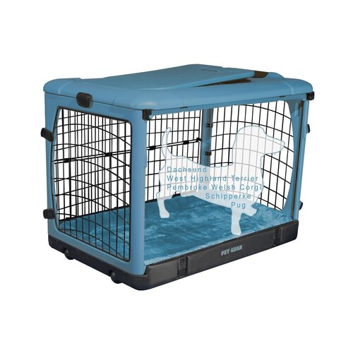 Pet Gear Deluxe Pet Crate