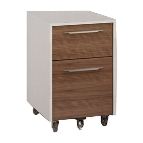 BDI Format 2-Drawer Mobile  File