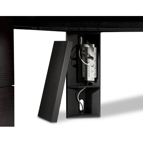 "BDI 29.25"" Sequel Corner Desk Piece"