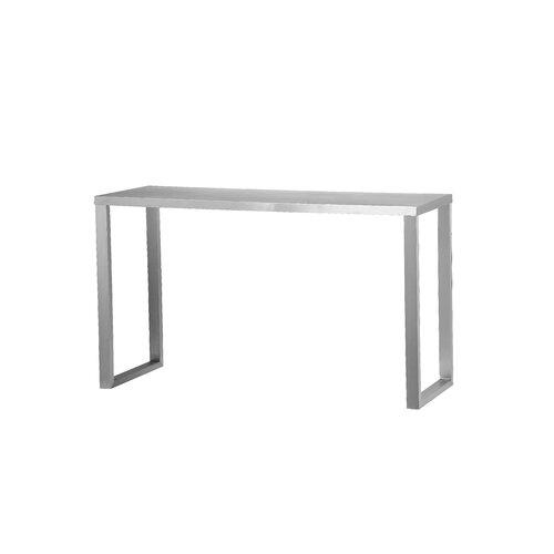 Modern metal console table wayfair Metal console table