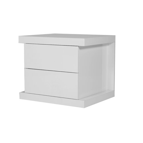 Taylor 2 Drawer Nightstand