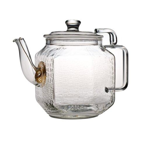 Tea Posy 0.5-qt. Plato Teapot