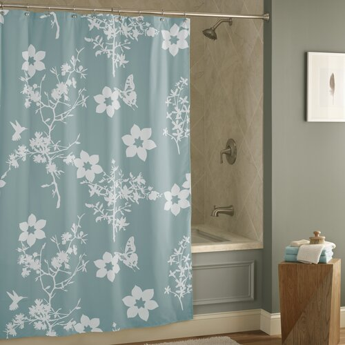 Natura Microfiber Shower Curtain