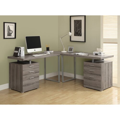 Monarch Specialties Inc Computer Desk Amp Reviews Wayfair