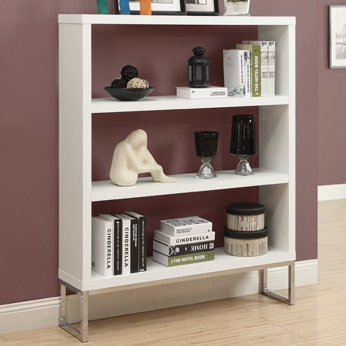 "Monarch Specialties Inc. Hollow-Core 60"" Bookcase"