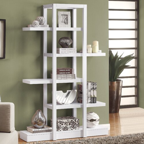 Monarch Specialties Inc. Open Concept Display Etagere
