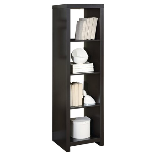 "Monarch Specialties Inc. Hollow-Core 62.5"" Bookcase"