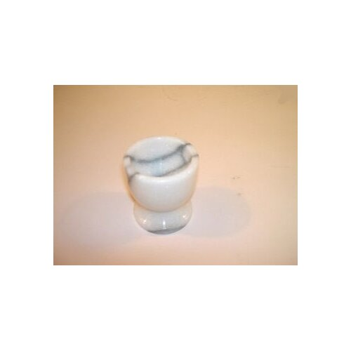 Creative Home White Marble Egg Cup