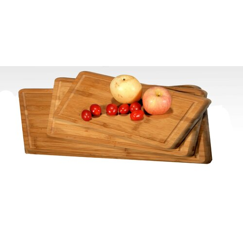 Creative Home Bamboo Cutting Board