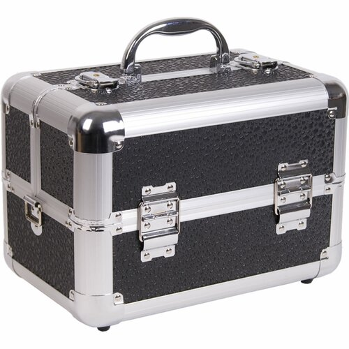 Sunrise Cases Makeup Train Case