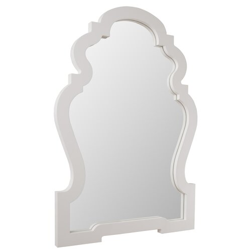 Lacquer Decorative Mirror