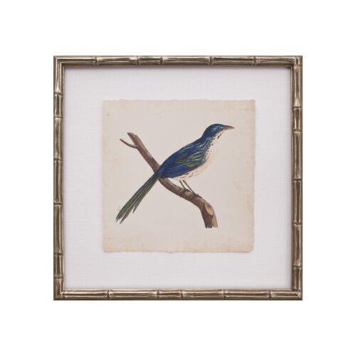 Mirror Image Home Mini Levallian Bird IV Framed Graphic Art