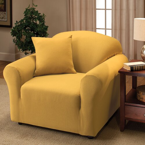 Madison Home Stretch Jersey Chair Slipcover
