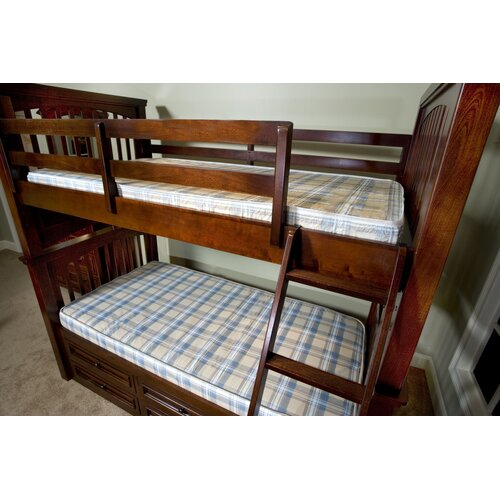 InnerSpace Luxury Products Bunk Bed Mattress