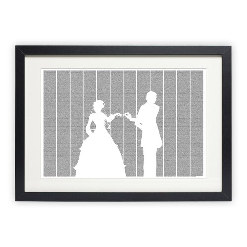 Middlemarch Framed Graphic Art