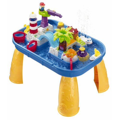 Kidoozie Sights 'n Sounds Splash Table