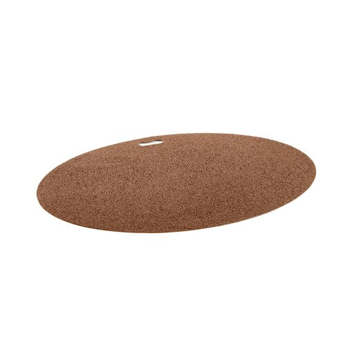 The Original Grillpad Oval Grill Pad
