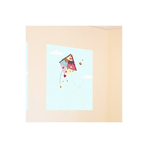 Secretly Designed Kite Sky Canvas Art