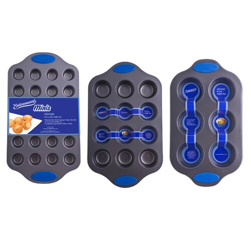 Entenmann's Bakeware Ultimate Muffin Pan Set