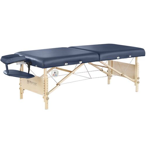 Coronado LX Therma Top Package Massage Table