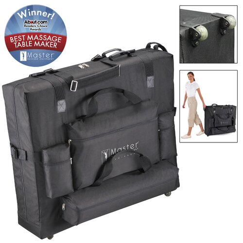 Master Massage Universal Wheeled Carry Case