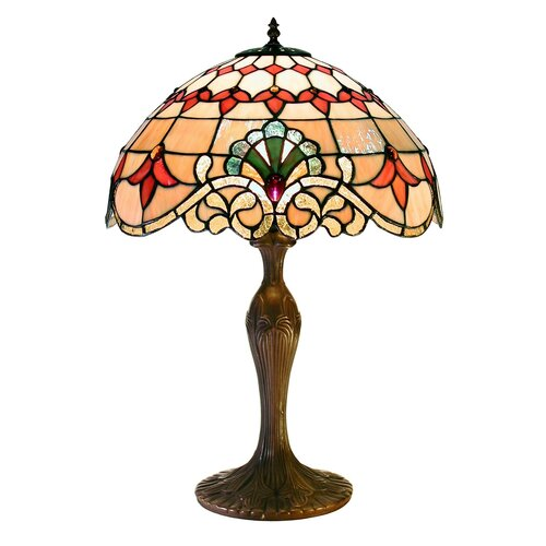 Warehouse of Tiffany Classic Tiffany Style Table Lamp