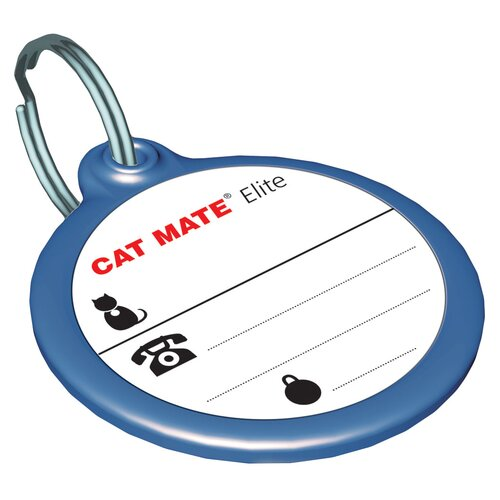 Cat Mate Electronic Collar ID Disc