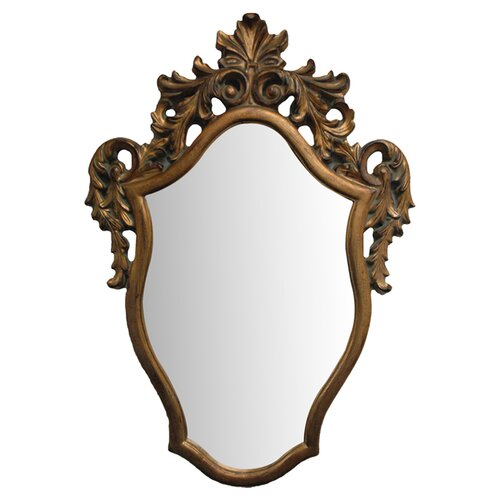 Traditional Designs Margaret Framed Mirror