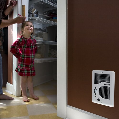 Cadet Cadet Com-Pak Energy Plus Fan Forced Electric Wall Space Heater