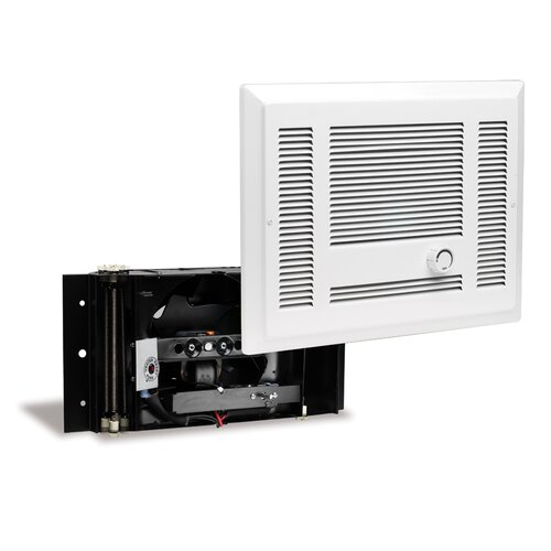 Cadet SL Series 1,900 Watt Fan Forced Electric Wall Space Heater