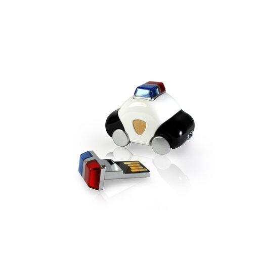 Molla Space, Inc. MOE Police Car 8 GB USB Flashdrive