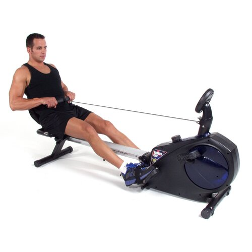 Avari Fitness Rowing Machine with Recumbent