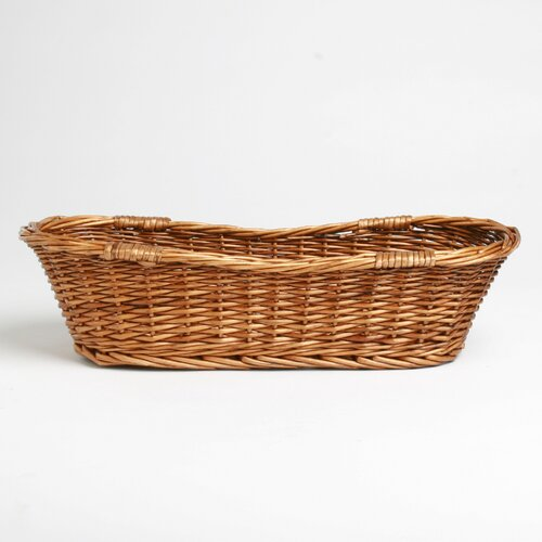 Willow Rectangular Bread Basket