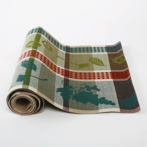 TAG Harvest Market Jacquard Table Runner