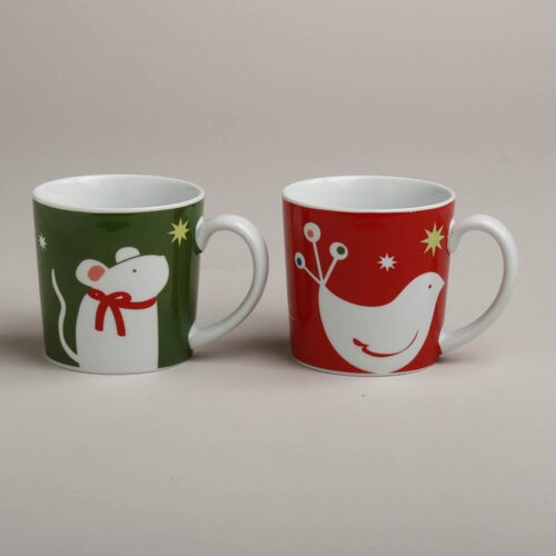 TAG Twas The Night Happy Holidays Mug