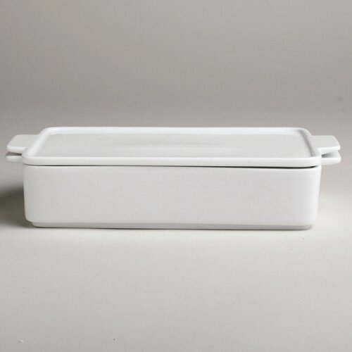 TAG Whiteware Baker with Lid