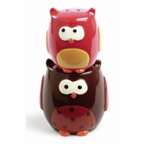 TAG Owl Salt and Pepper Shaker