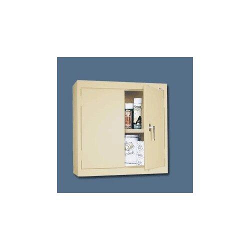 "Sandusky Cabinets 26"" Wall Storage Cabinet"