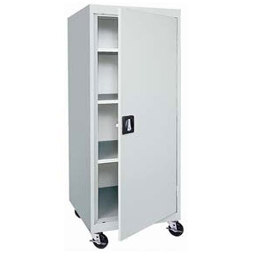 "Sandusky Cabinets Transport 46"" Mobile Storage Cabinet"