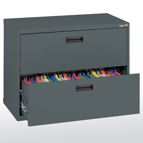 Sandusky Cabinets 400 Series 2-Drawer  File Cabinet