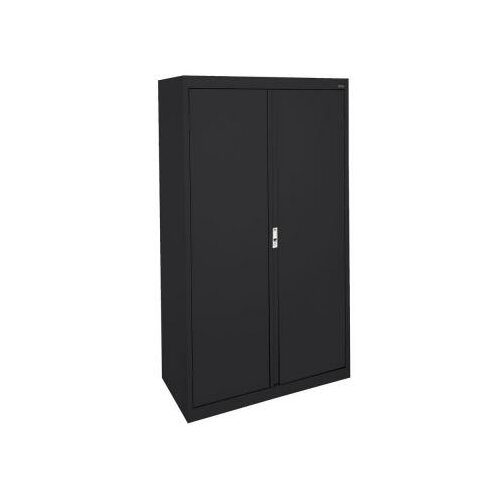 """Sandusky Cabinets Systems Series 30"""" Wide Double Door Storage Cabinet"""