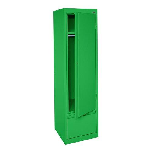 Sandusky Cabinets System Series Wardrobe Armoire