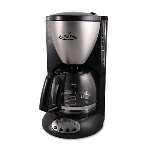 Original Gourmet Food Co. Coffee Pro Home/Office Euro Style Coffee Maker